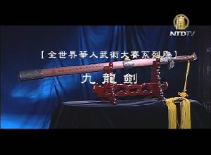 【全世界華人武術大賽系列片】九龍劍                   全世界華人武術大賽冠軍獎