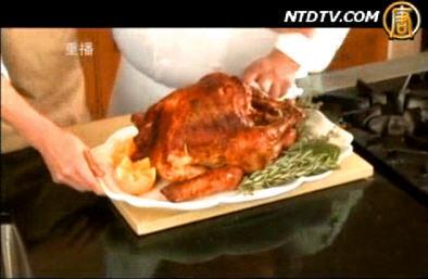 生活百分百:試做傳統火雞大餐