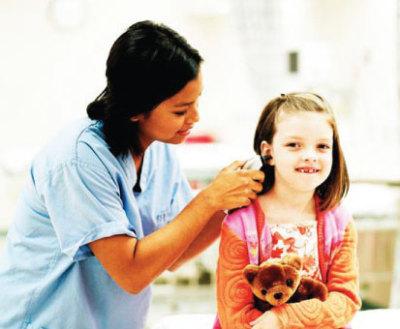 健康樂自在:小兒中耳炎