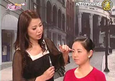 美妝派對: 改善下垂眼皮