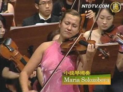 皇家音樂廳:柴可夫斯基 D大調小提琴協奏曲