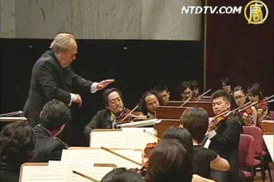皇家音樂廳:西貝流士《悲傷圓舞曲》