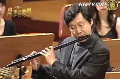皇家音樂廳:夏米娜德長笛小協奏曲