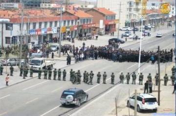 【今日點擊】北京加大籌碼鎮壓內蒙古示威
