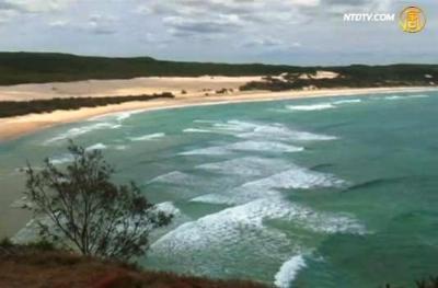 【澳洲廣角】弗雷沙島(一)東海岸風光