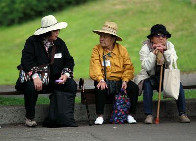 北美生活熱線:美國老人福利面面觀