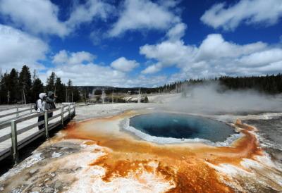 北美生活熱線:金秋時節話旅遊