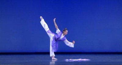 新唐人全世界系列大賽精彩回顧:中國古典舞