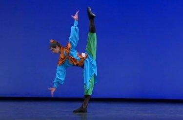 新唐人系列大賽精彩回顧:中國古典舞