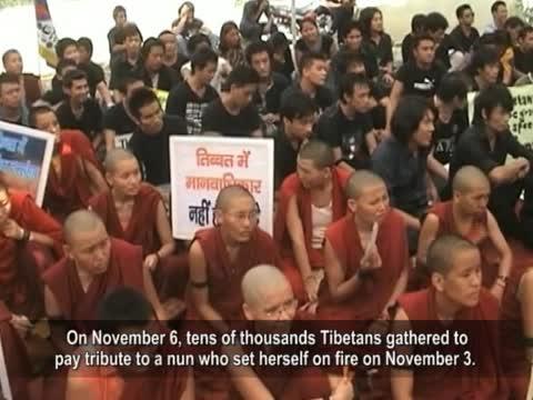 【禁聞】藏僧自焚凸顯中共文化滅絕政策