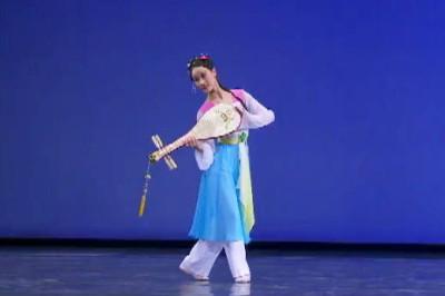 新唐人系列大賽精彩回顧:中國古典舞(13)
