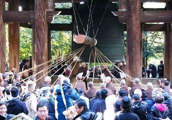 【旅行天下】日本京都除夕夜 撞鐘辭舊迎新年