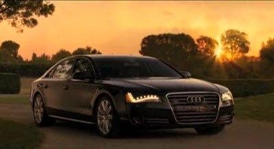 【廣告】Audi of Hawaii-A8(英文)