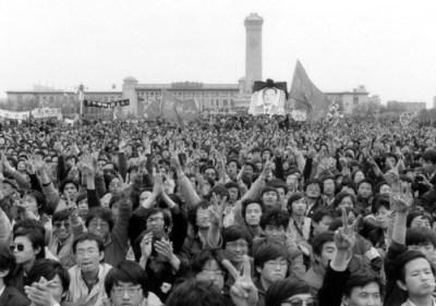 【石濤評述】中國出現天安門事件徵兆