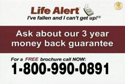 【廣告】Life Alert(英文)(1分鐘版)