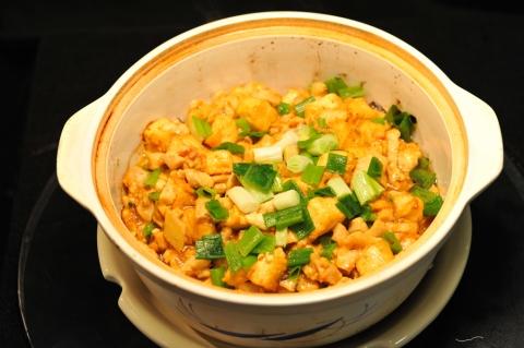 中華真師傅(3):鹹魚雞粒豆腐煲(預告)