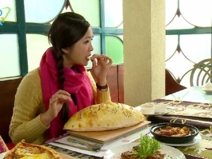 1000步的繽紛台灣(62)台中的東方美食