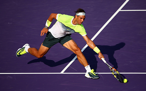Rafael Nadal (Photo by Clive Brunskill/Getty Images)