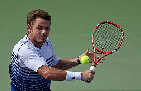 Stan Wawrinka(Photo by Mike Ehrmann/Getty Images)