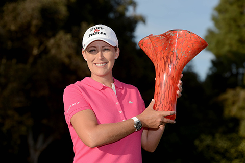 Cristie Kerr (Photo by Donald Miralle/Getty Images)