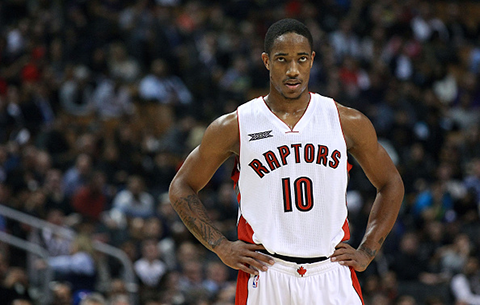 DeMar DeRozan(Photo by Dave Sandford/Getty Images)