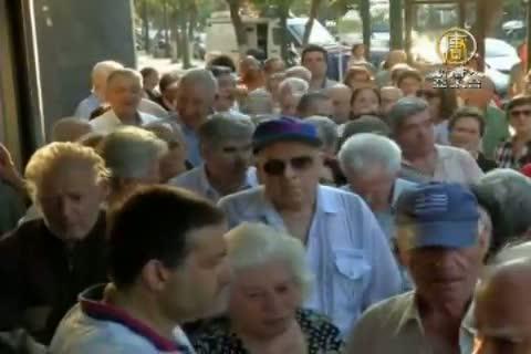 希臘公投反對派勝出 談判前財長閃辭