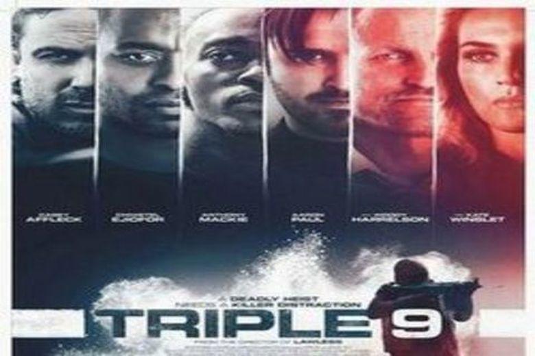 【劇情】非法999線上完整看 Triple Nine