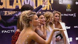 俄國年度風采女性揭曉 時尚名人談魅力