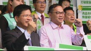 中市立委補選 六年級王義川對61歲沈智慧