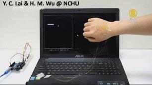 興大研發受損自癒電子皮膚 登國際頂尖期刊