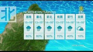 12月7日天氣預報