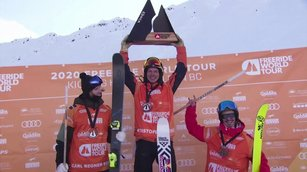 雪山飛狐 2020自由滑雪世界巡迴賽