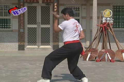 運動大百科 (31) : 南拳太祖拳 (一)