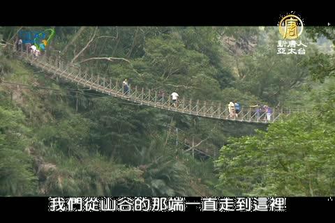 1000步的繽紛臺灣(31)--竹山的天梯2