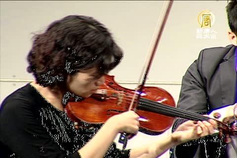 皇家音樂廳(52)--台北香頌室內樂團(下)